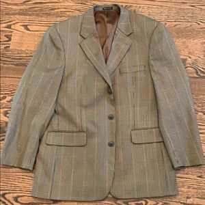 Macy's 3 button Wool Sport Coat.